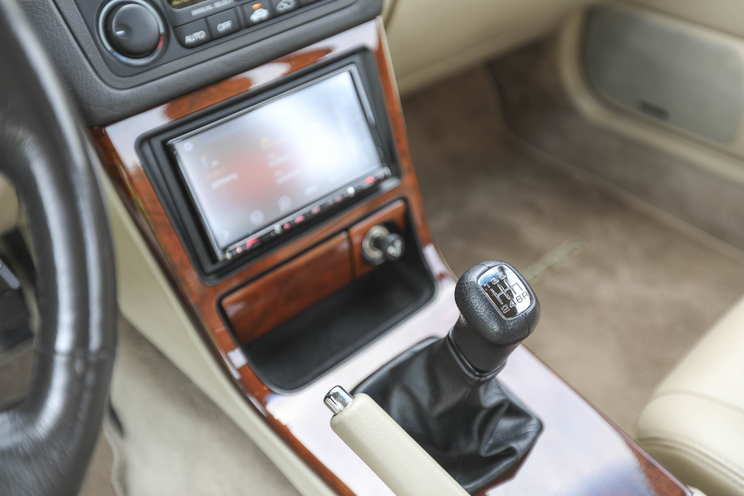1994 Acura Legend Coupe LS shifter knob