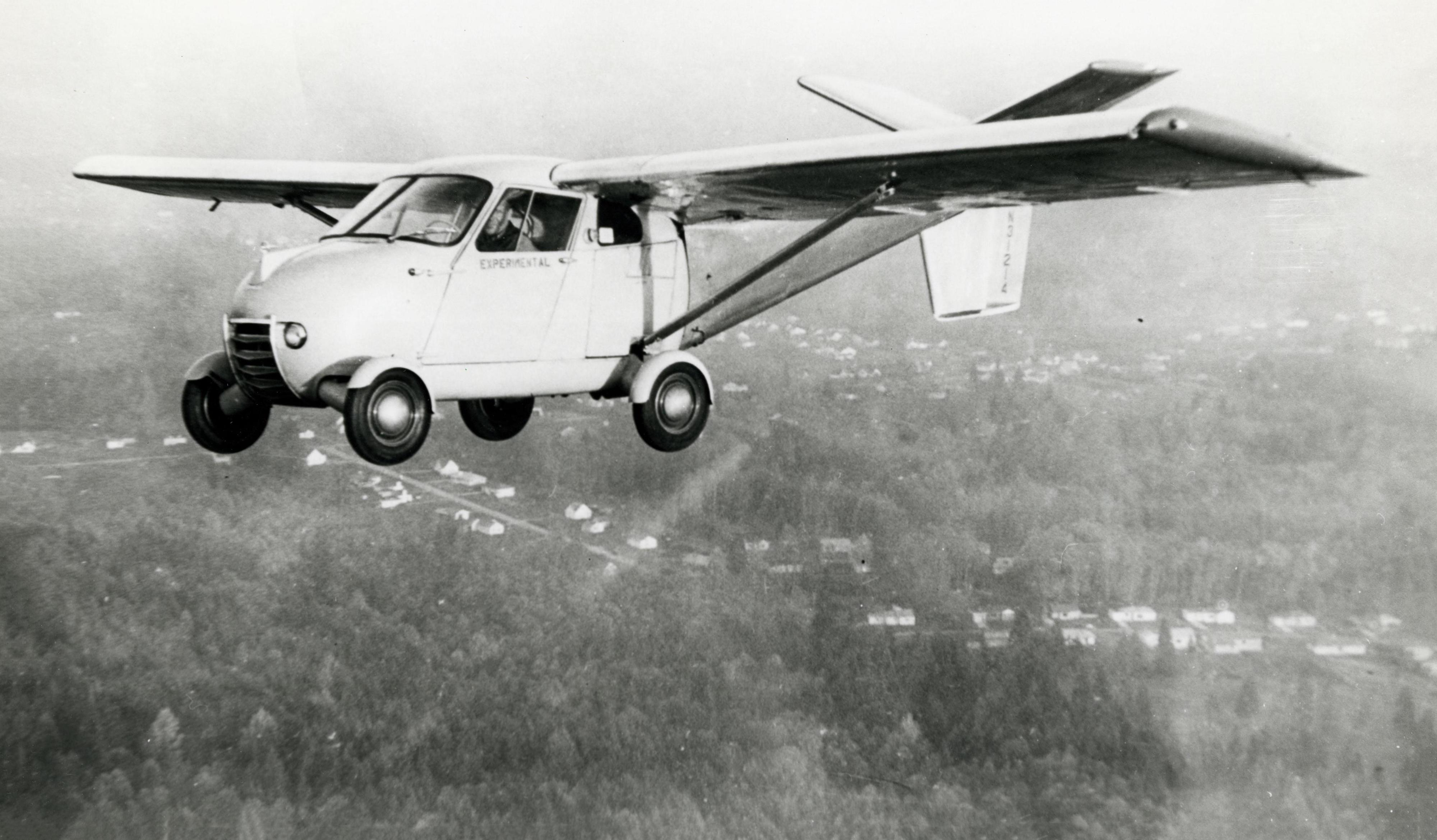 Taylor Aerocar
