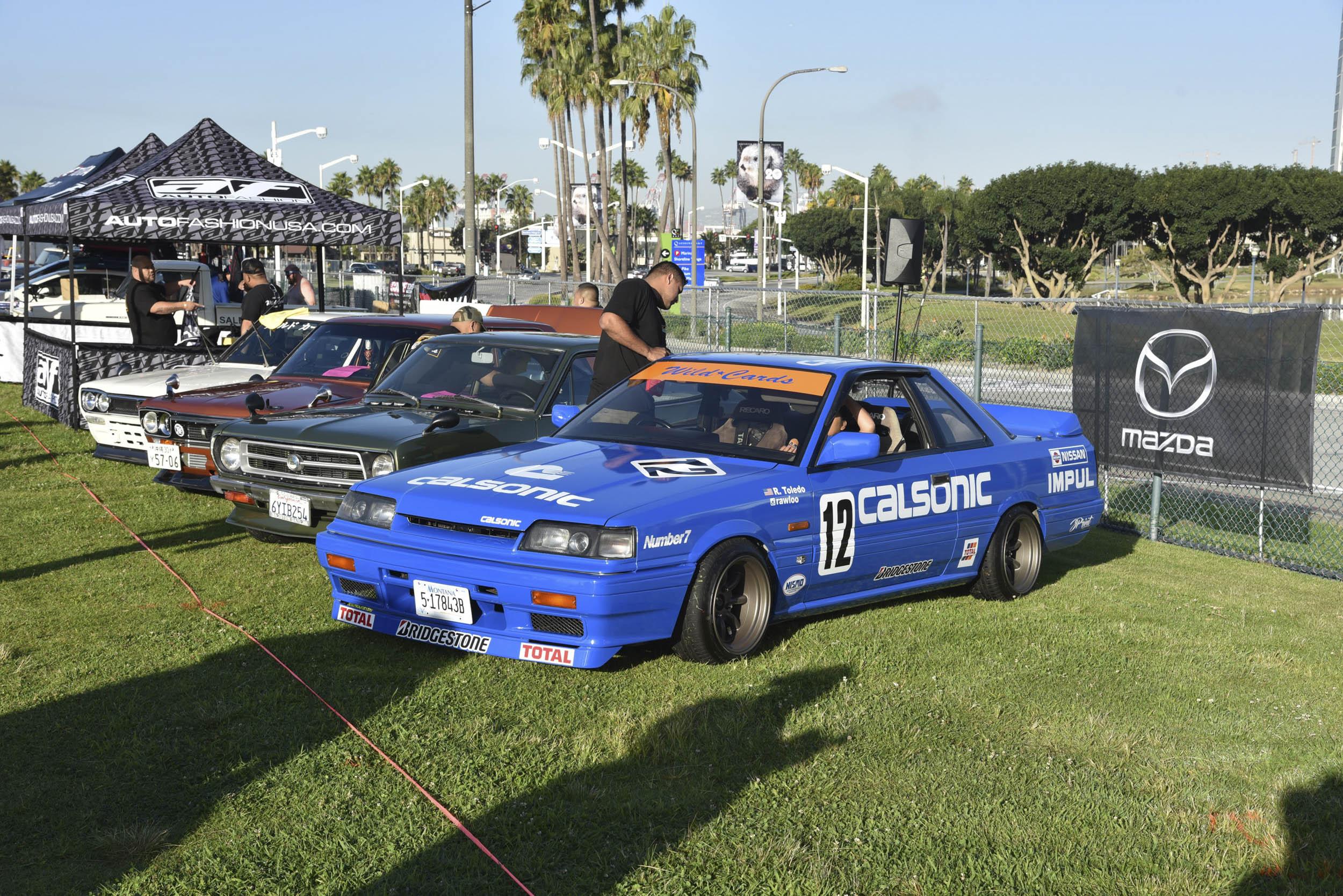 The Japanese Classic Car Show thrives, despite California ...