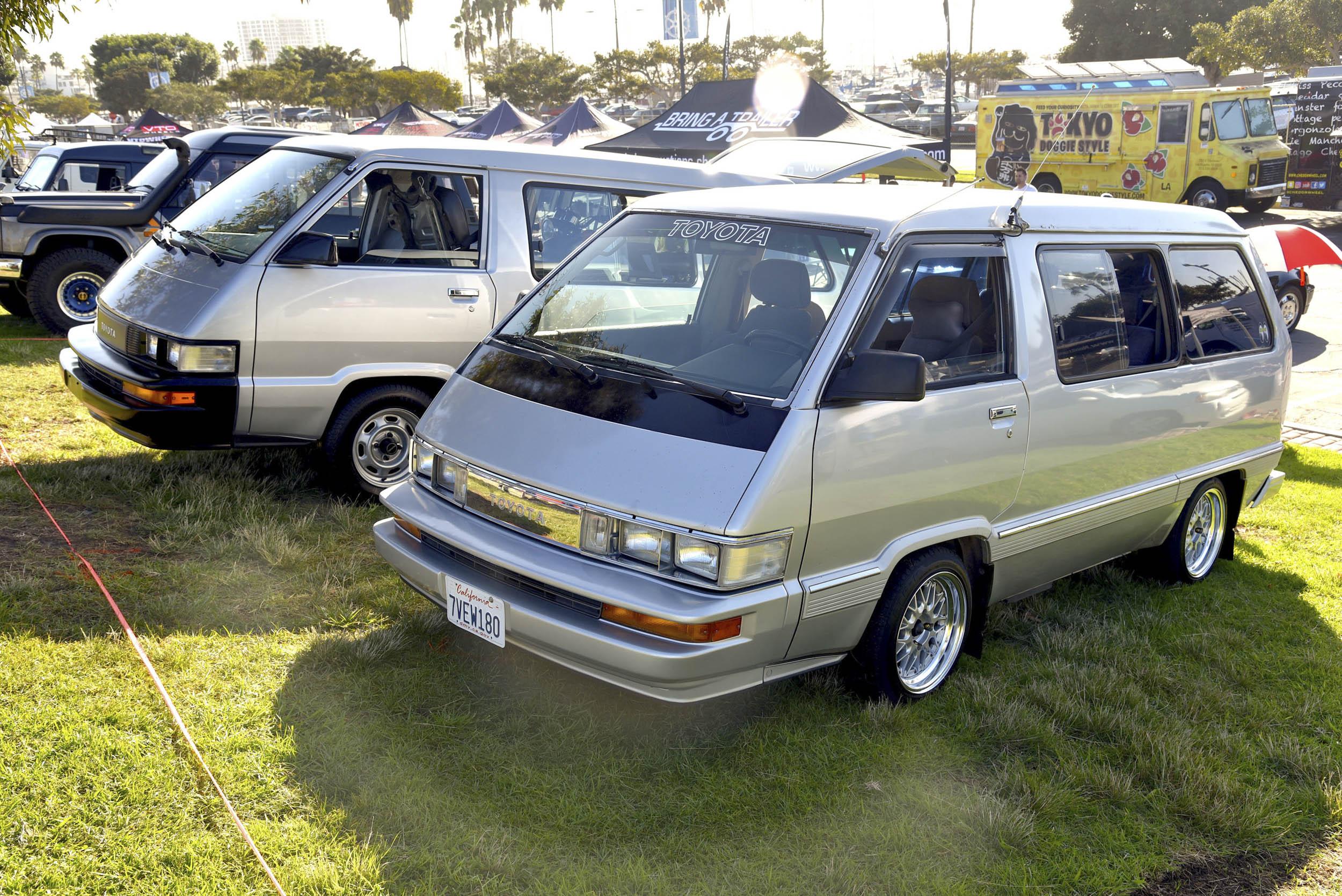 Toyota Vans a JCCS