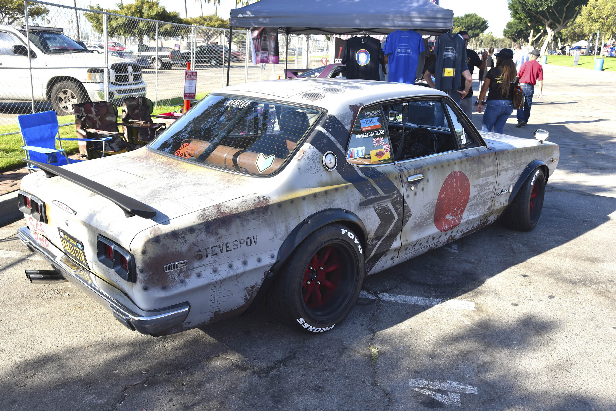 Nissan resto mod