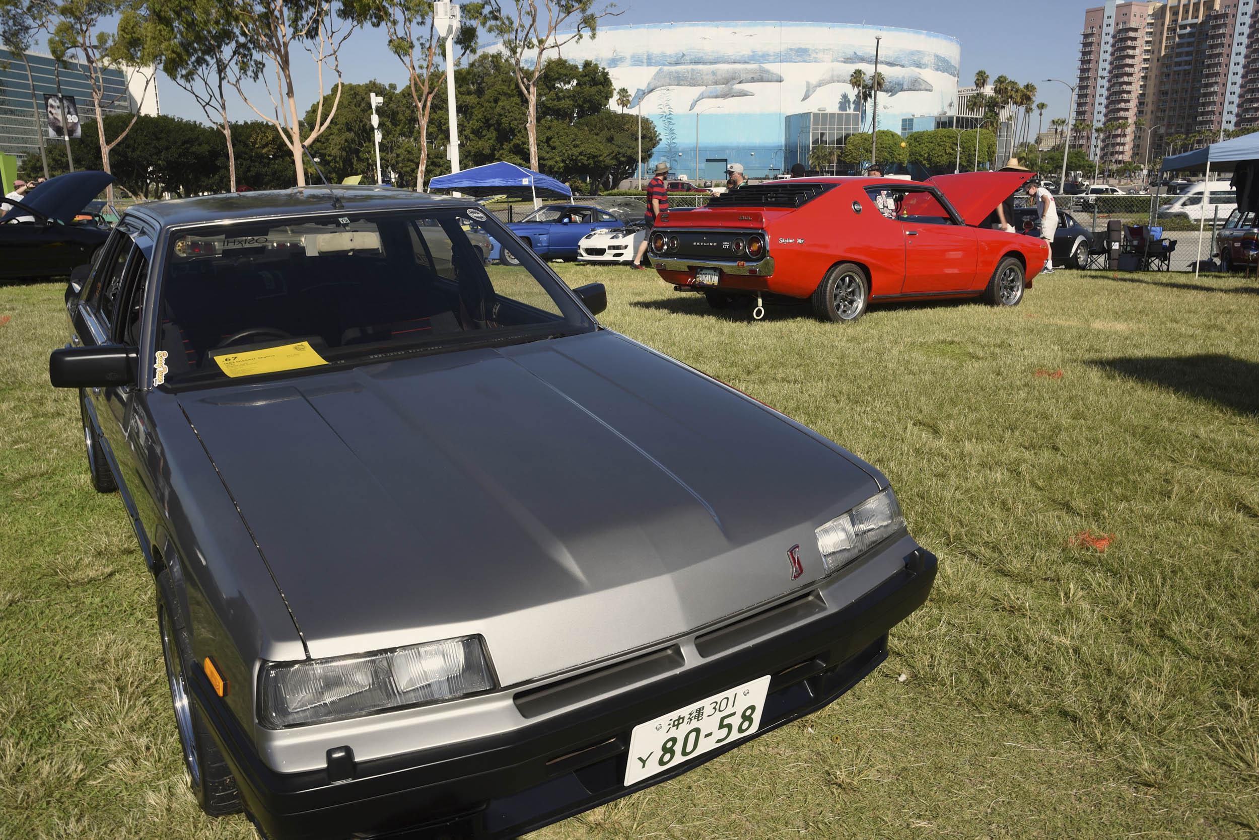 1983 Nissan Skyline