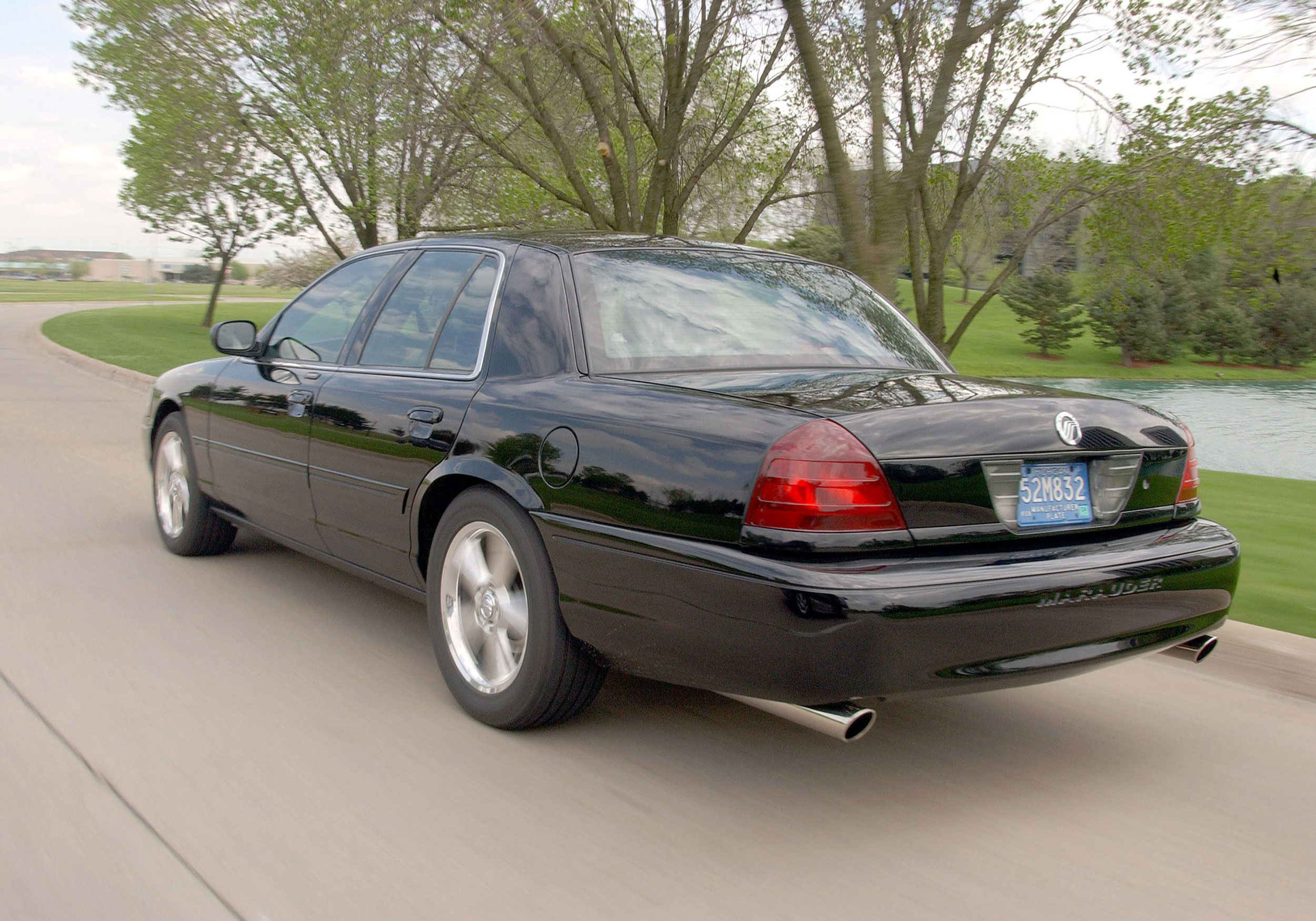 After a slow rise, 2003–04 Mercury Marauder values are suddenly spiking