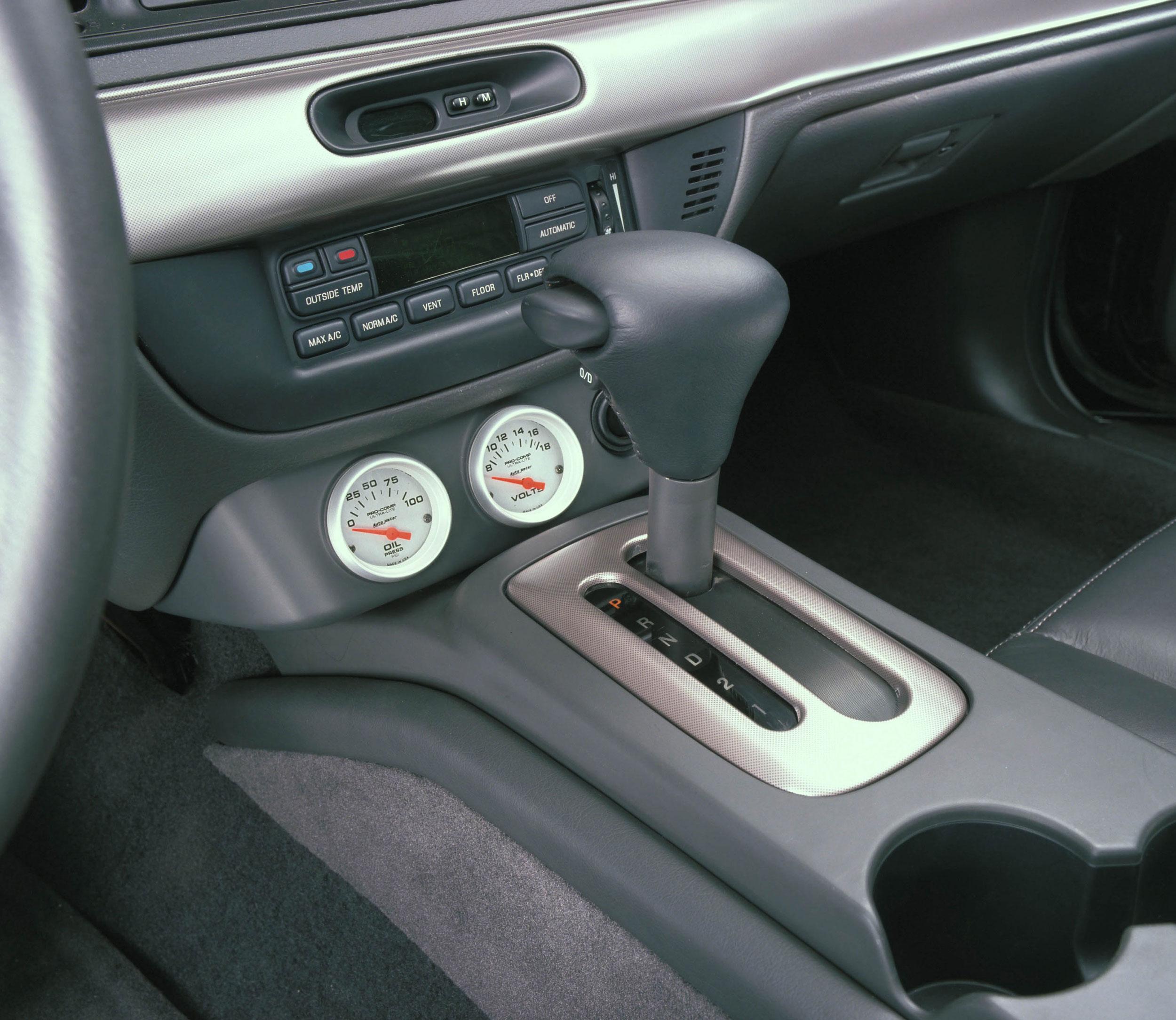 2004 Mercury Marauder shifter knob