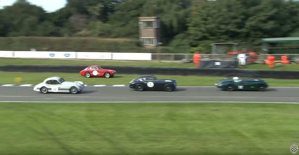 5 butt-clenchingly brilliant saves from the 2018 Goodwood Revival thumbnail