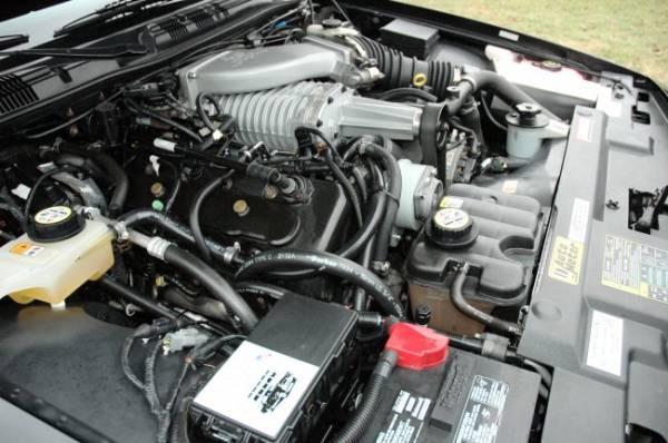 Tischler Trilogy Supercharger engine