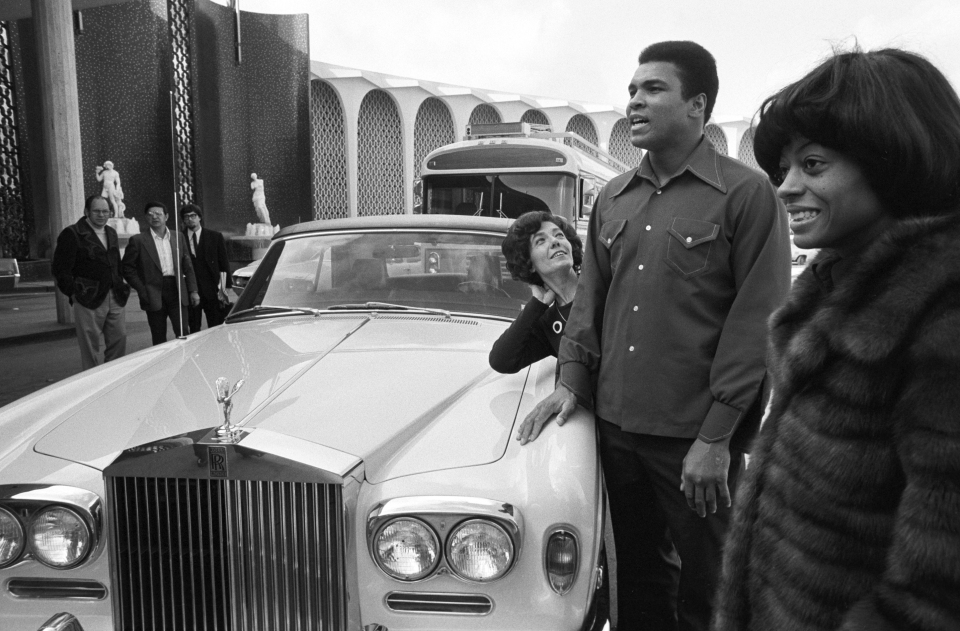 Ali's Rolls-Royce Silver Shadow is a real knockout thumbnail