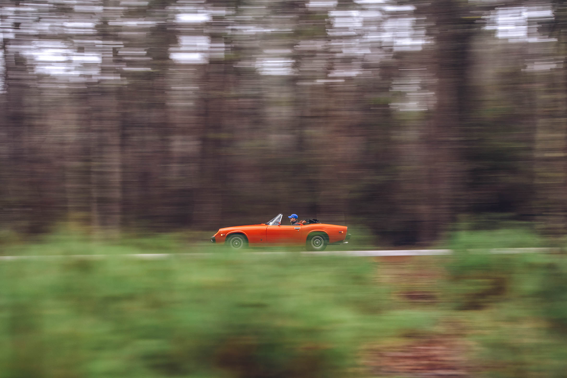 1973 Jensen-Healey
