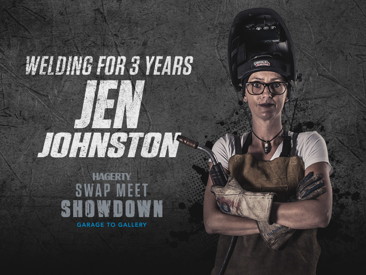 Hagerty swap meet showdown 2018 jennifer johnston