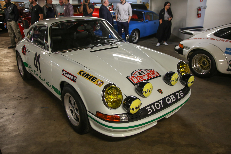 Porsche petersen 911 safari
