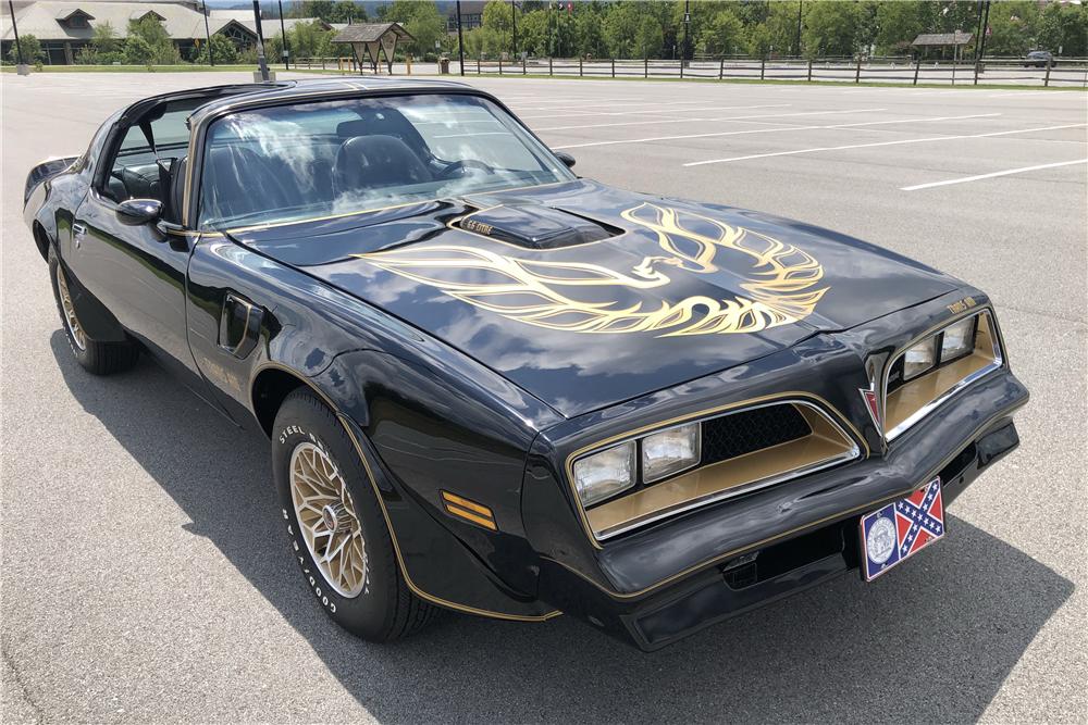 """1978 Pontiac Firebird Trans Am """"Bandit"""" Re-creation"""