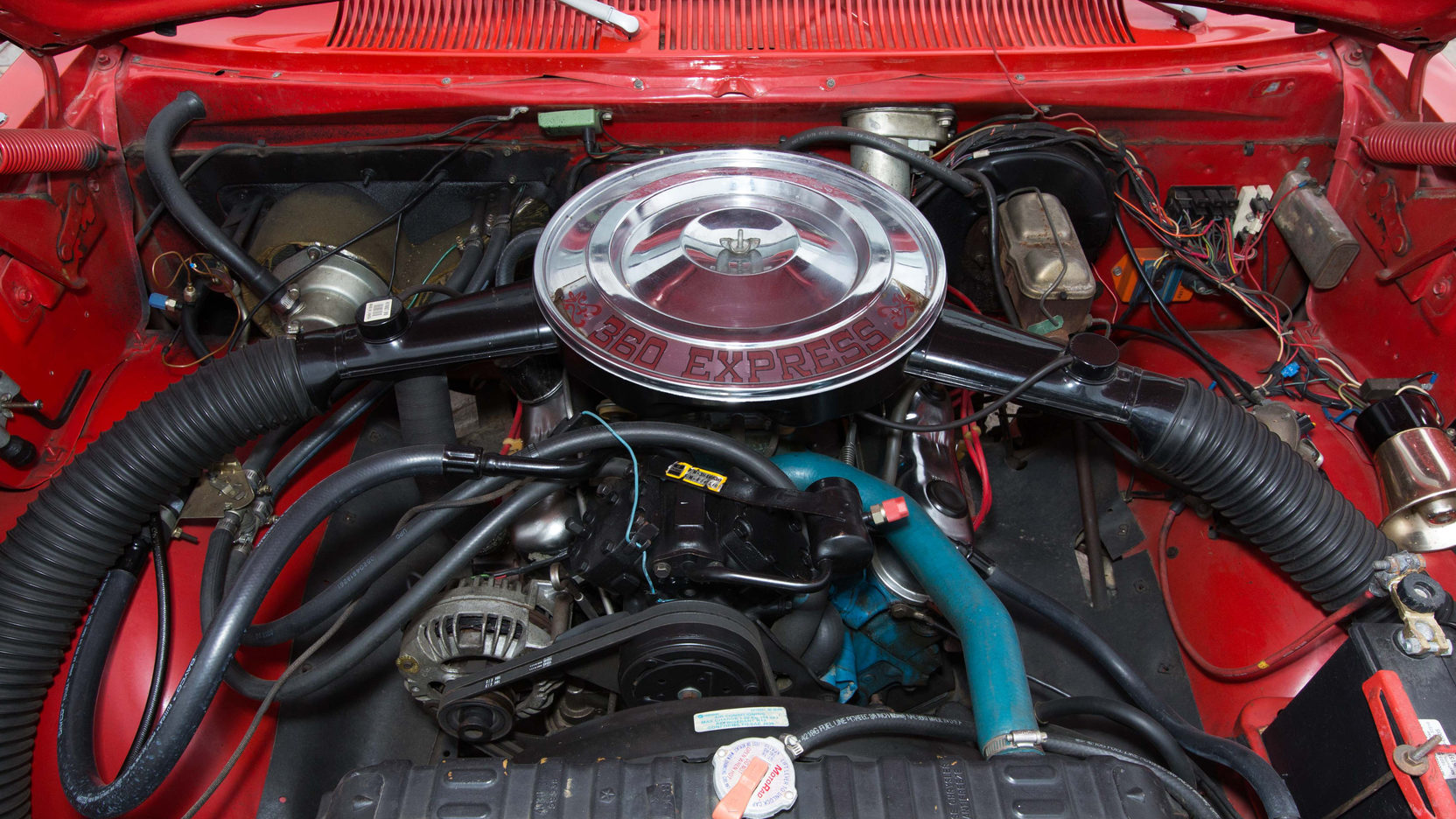 Chrysler 360 small block