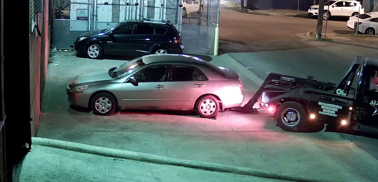 We've never had so much fun watching cars getting towed thumbnail