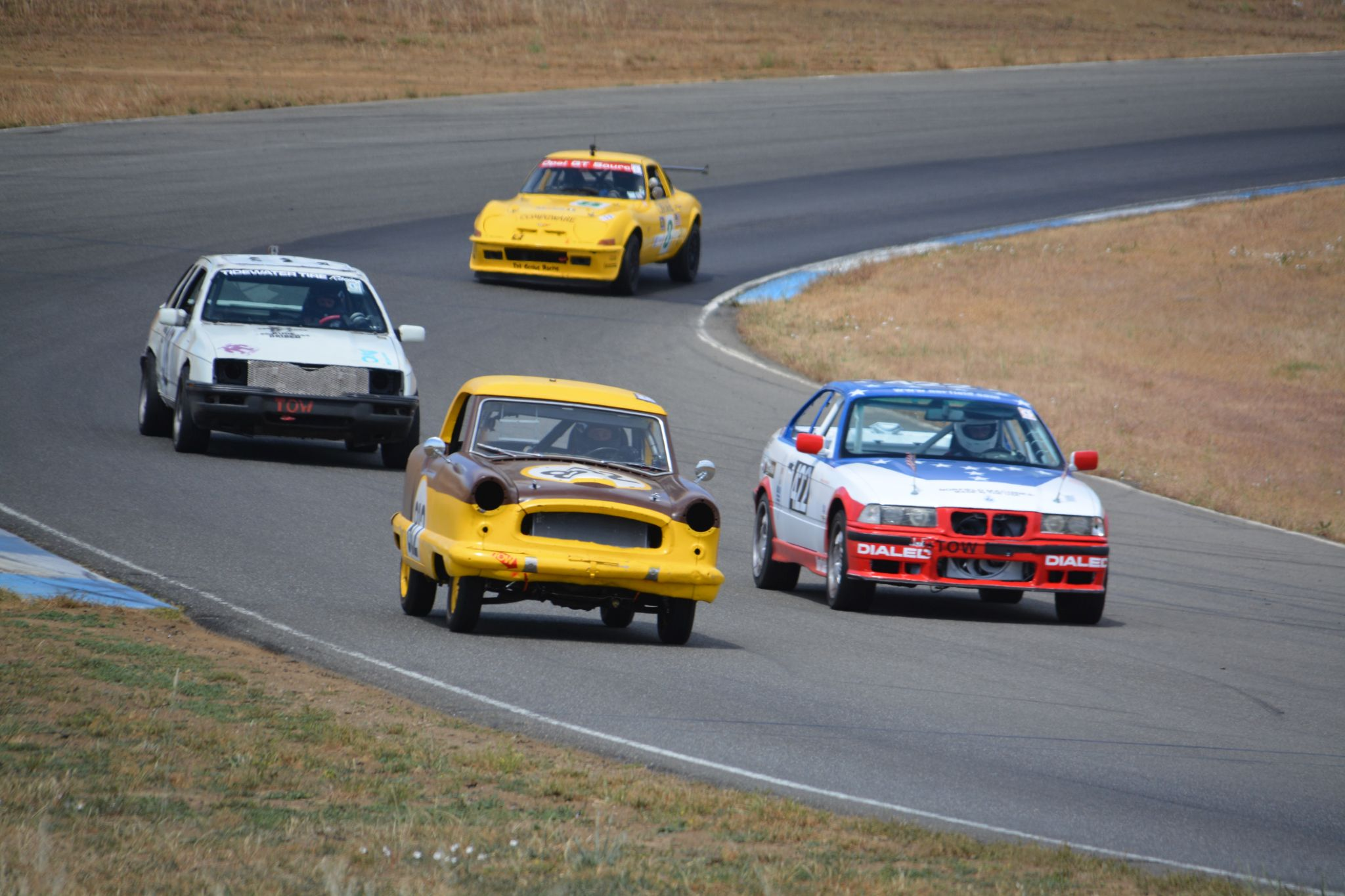 24 Hours of Lemons track time