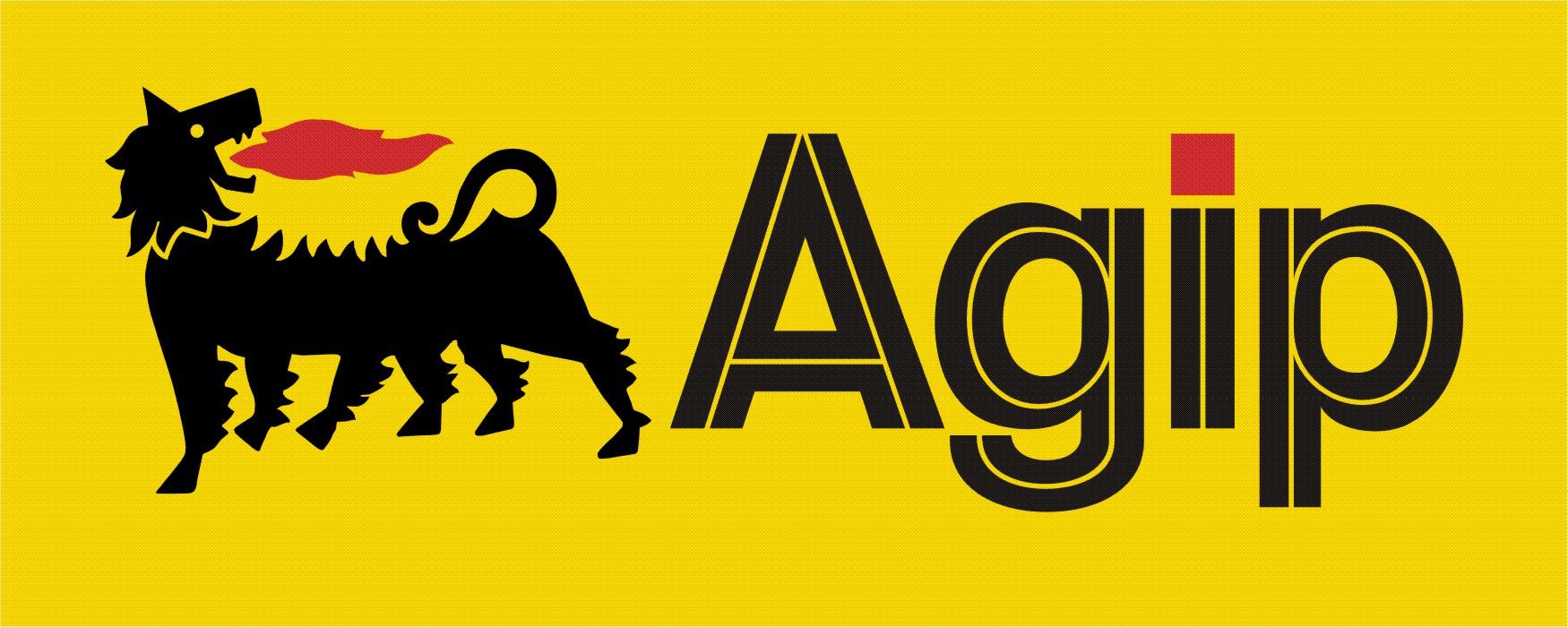 Agip yello logo