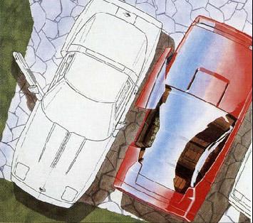 Bertone Ramarro concept sketch