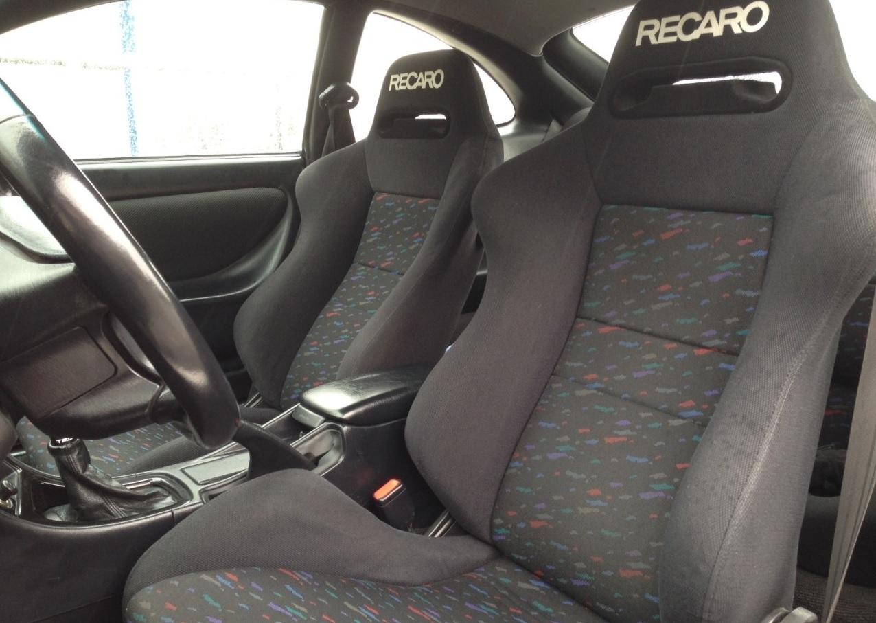 Celica ST 205 seats