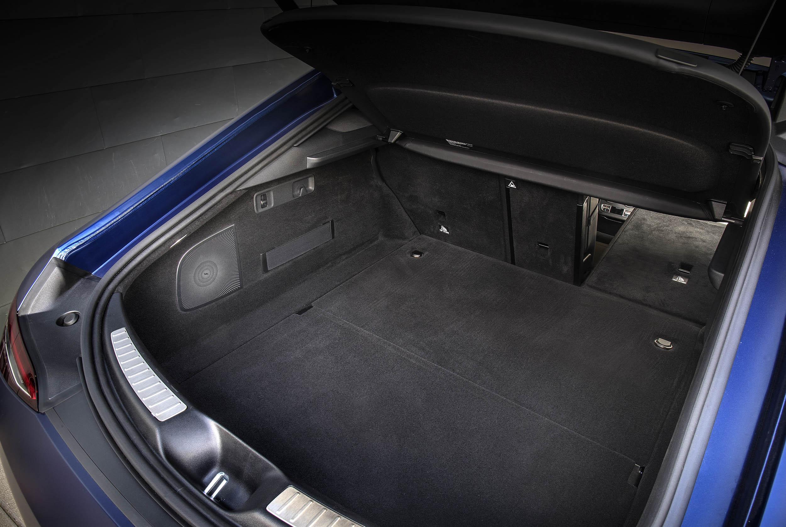 Mercedes-AMG GT 63 S trunk