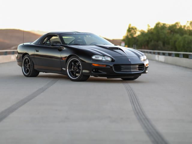 The Track Slaying Fifth Generation Chevy Camaro Z28 Is Getting