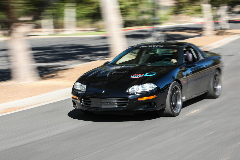 Heidts Suspension Camaro IRS rolling 3/4