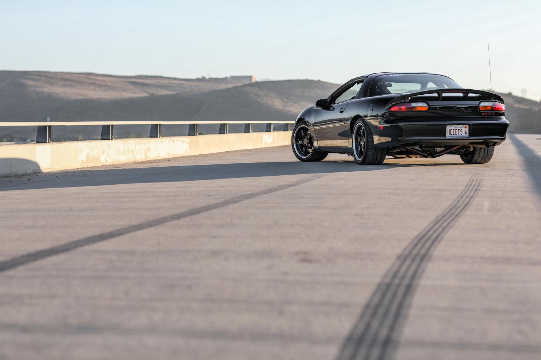 Heidts Suspension Camaro IRS rear 3/4