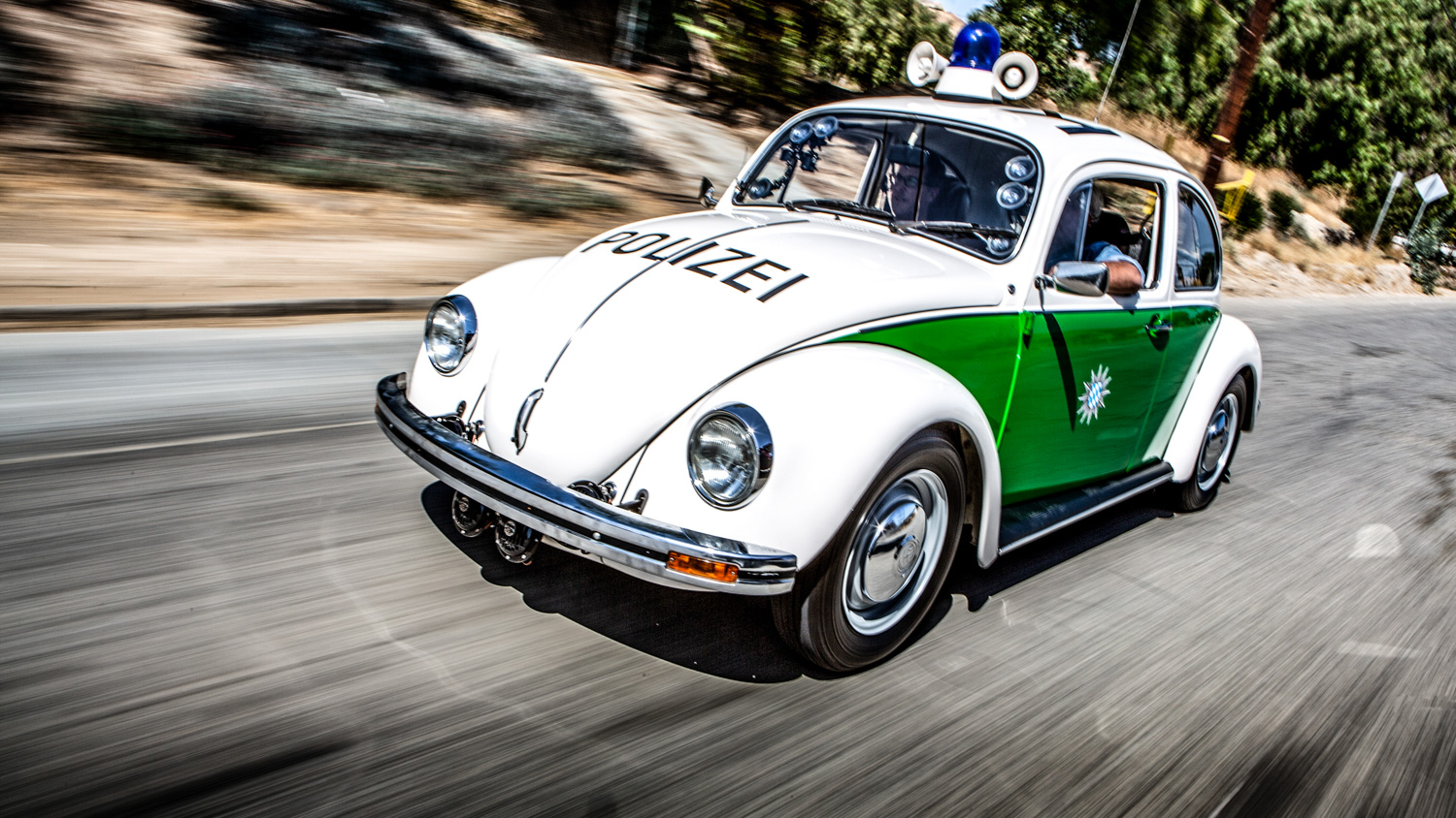 Bug cop car is best cop car thumbnail
