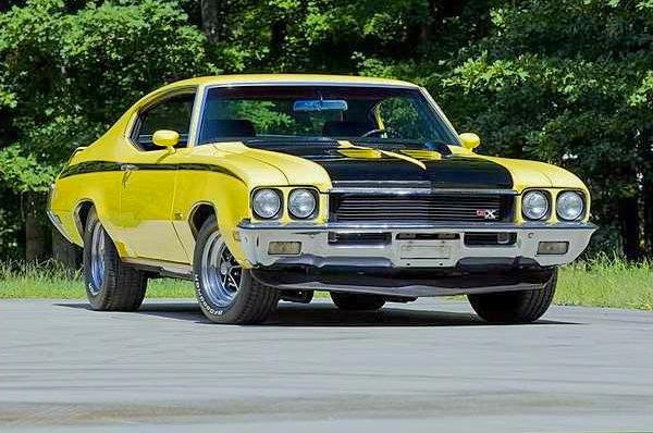 1972 Buick GSX tribute car