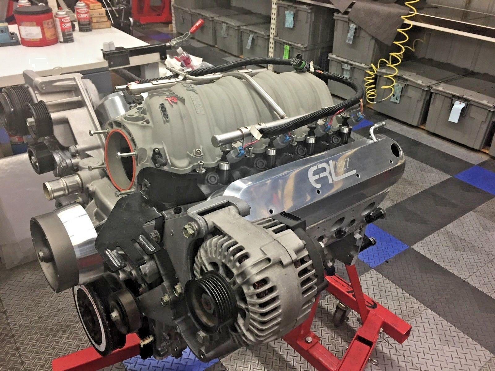 2006 Chevrolet Corvette engine