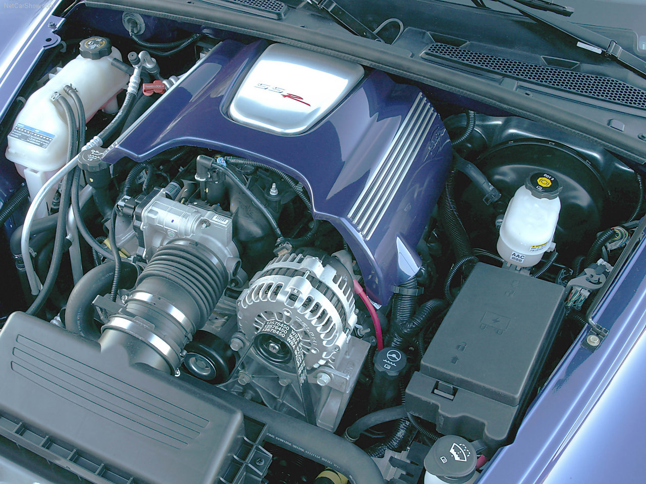 2003 Chevrolet SSR engine