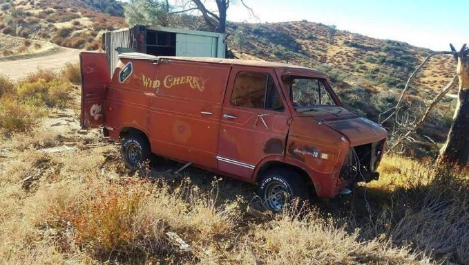 Charges mount against man accused of stealing Wild Cherry van thumbnail
