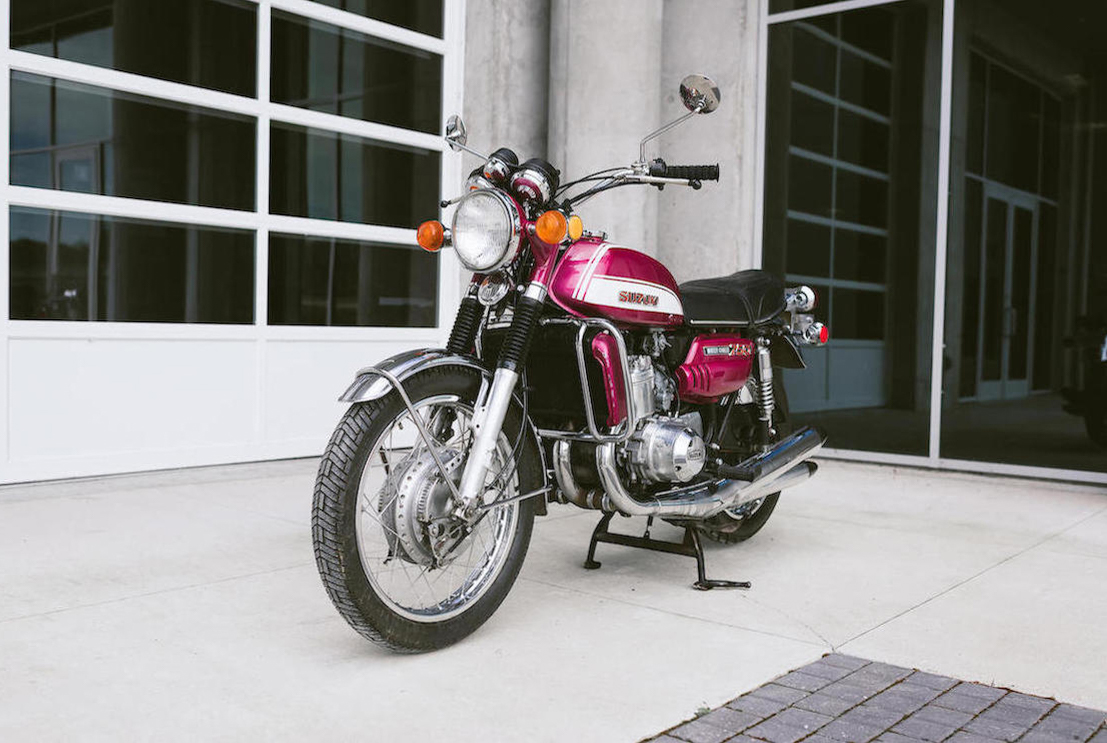 5 sweet classic bikes to watch at the Barber Vintage Festival thumbnail