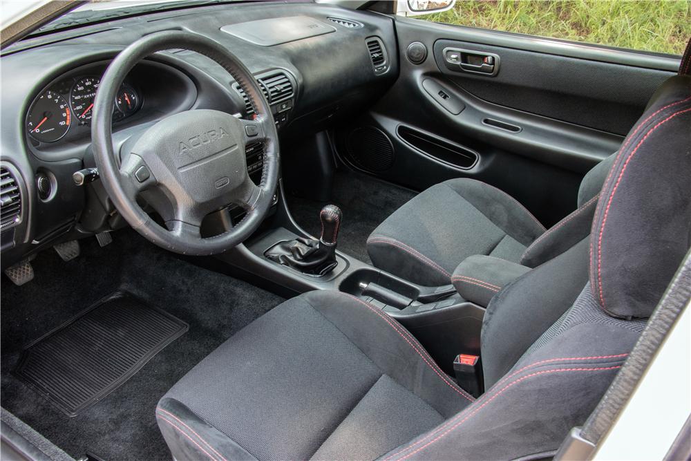 1997 Acura Integra Type R interior
