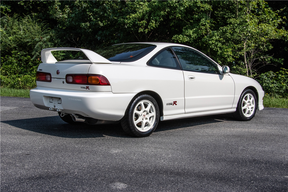 Import invasion: 1997 Acura Integra Type R sells for shocking $63,800 thumbnail