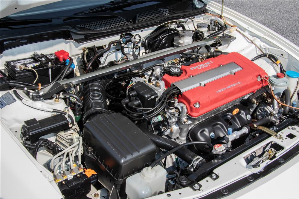 1997 Acura Integra Type R engine