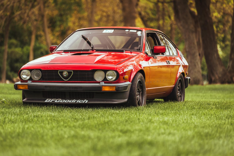 1984 Alfa GTV6
