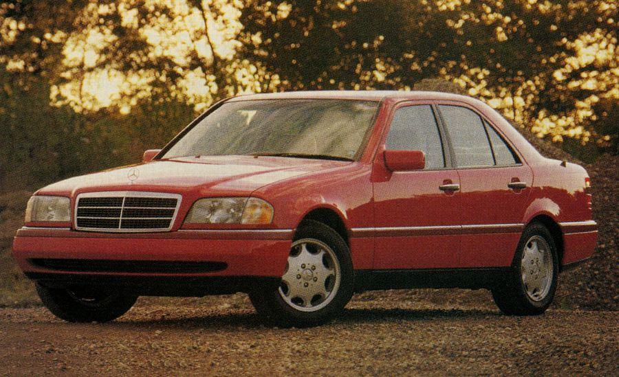 1994 Mercedes-Benz C280