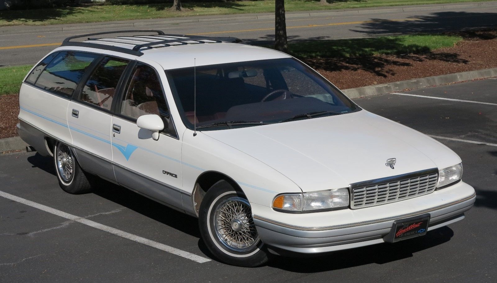 this super clean caprice is the 1990s wagon of your dreams hagerty media super clean caprice is the 1990s wagon