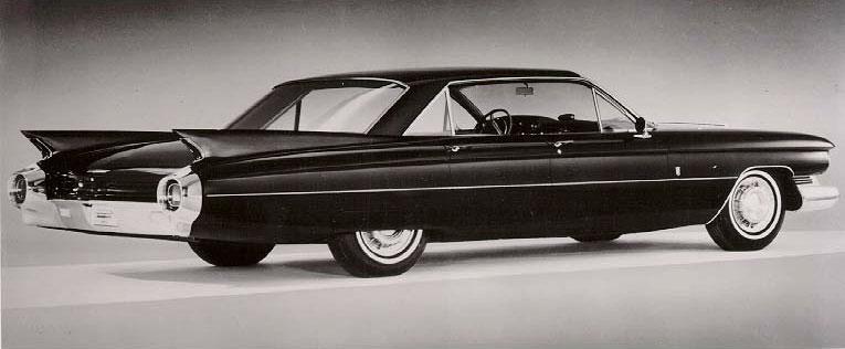 1959 Cadillac Eldorado Brougham by Pininfarina.