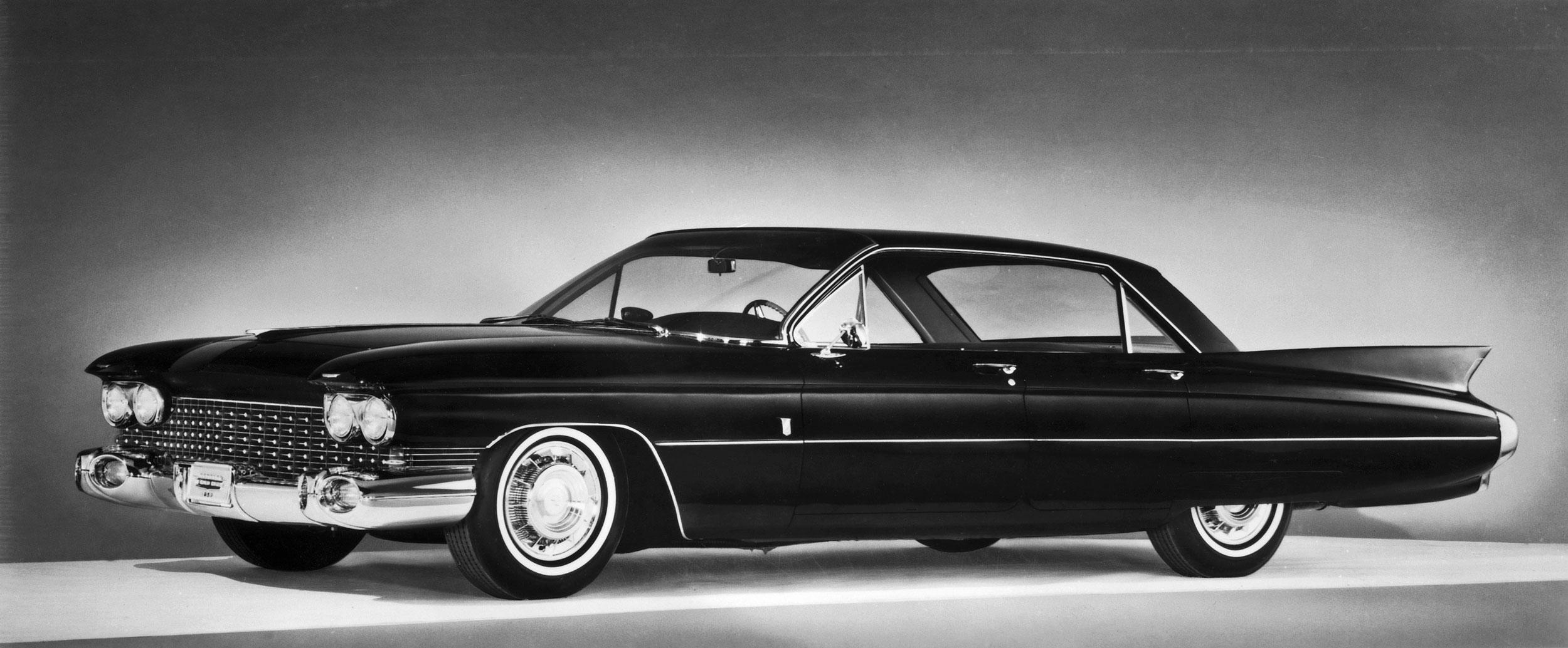 1959 Cadillac Edlorado Brougham, one of 99 built by Pininfarina.