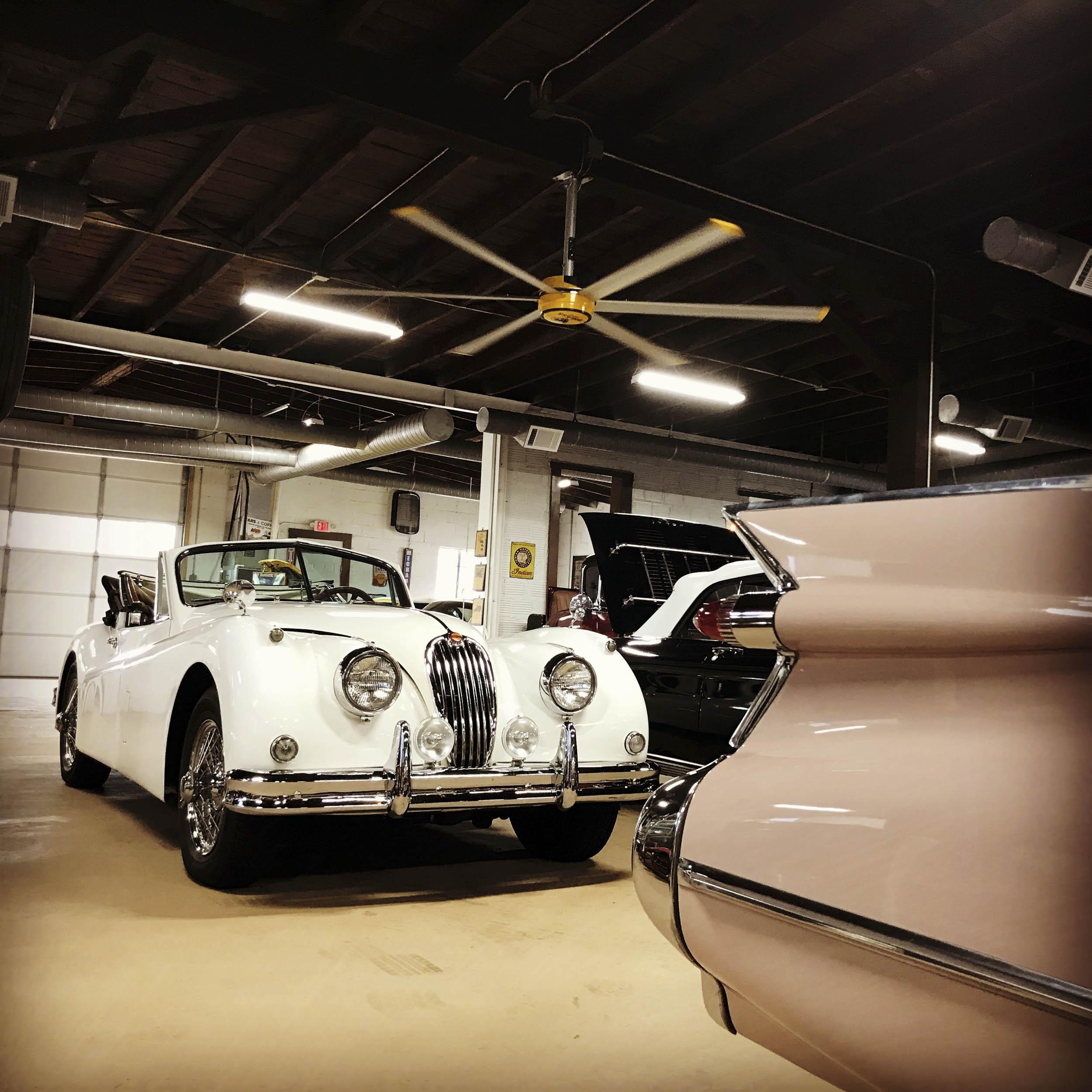 Miles Through Time auto museum