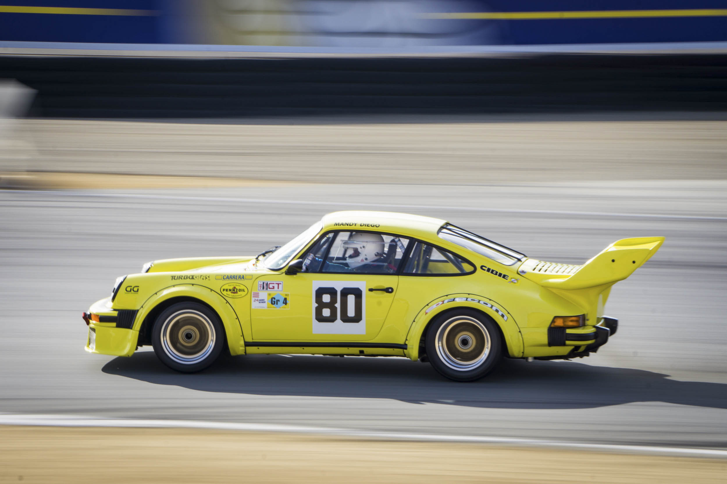 1976 Porsche 934 William Kincaid