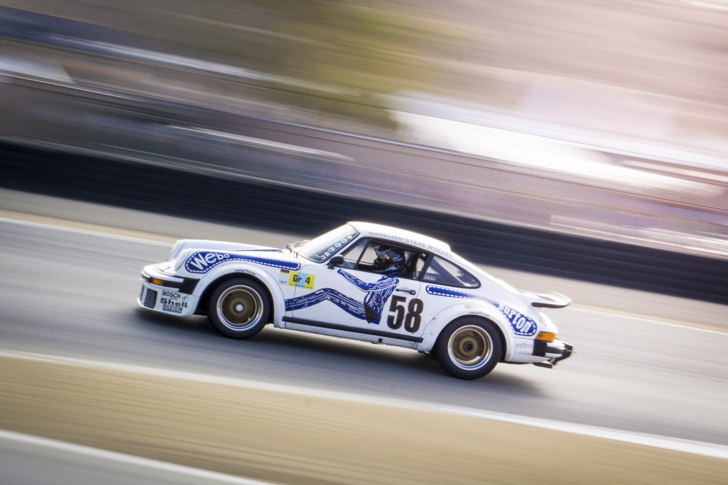 1976 Porsche 943 Randal Smalley