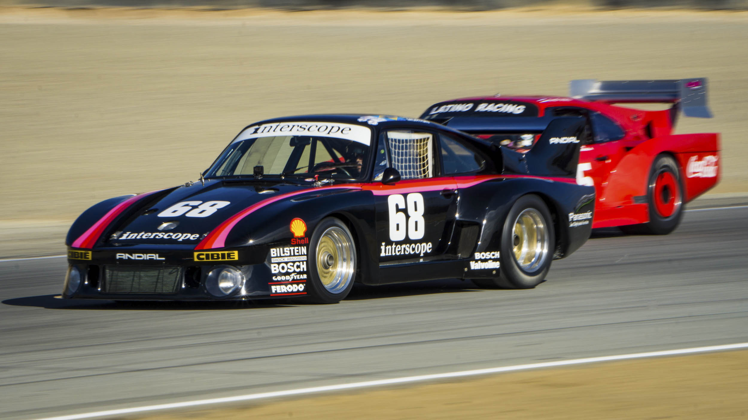 Lloyd Hawkins's 1979 Porsche 935