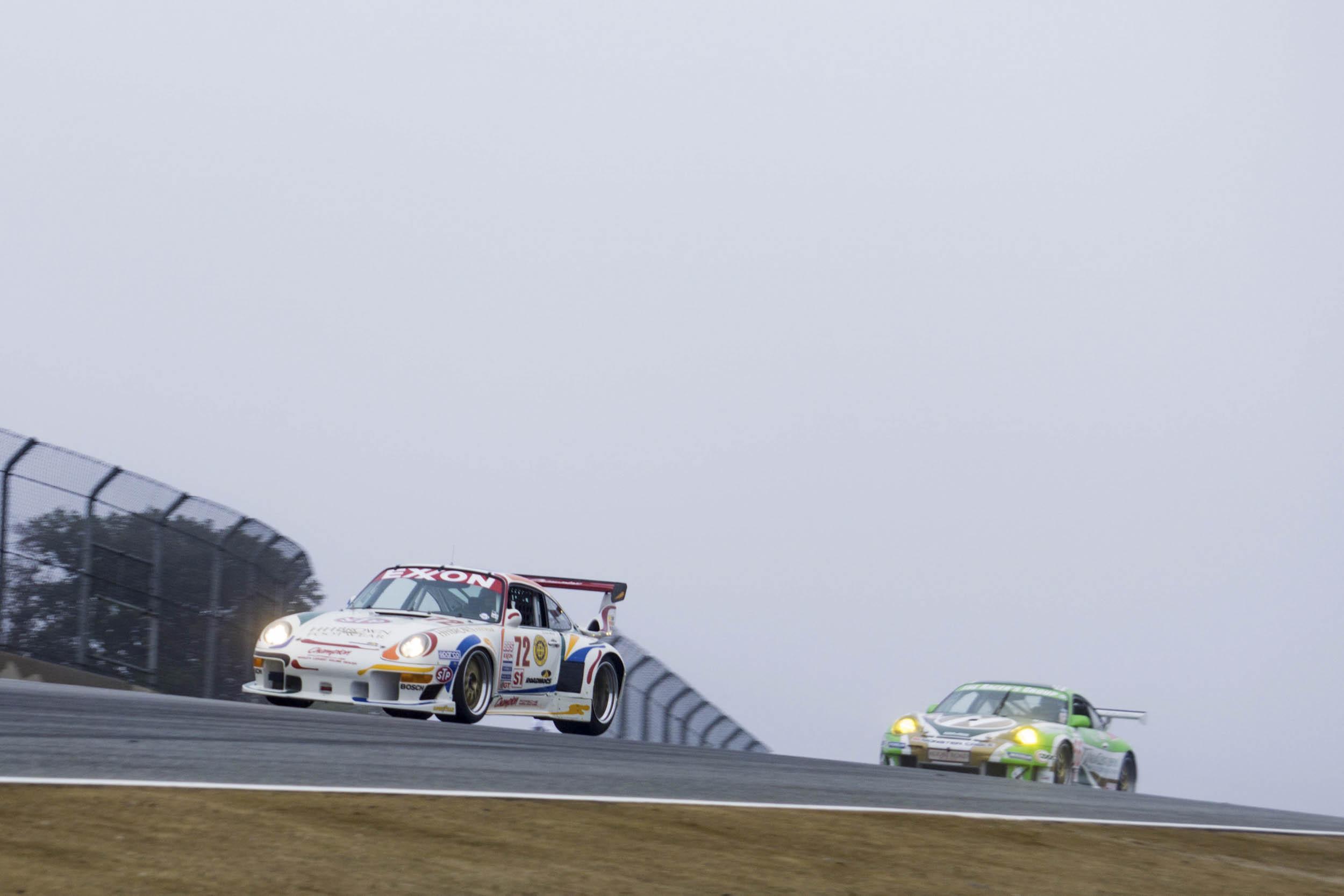 Alex Welch's 1991 Porsche 911