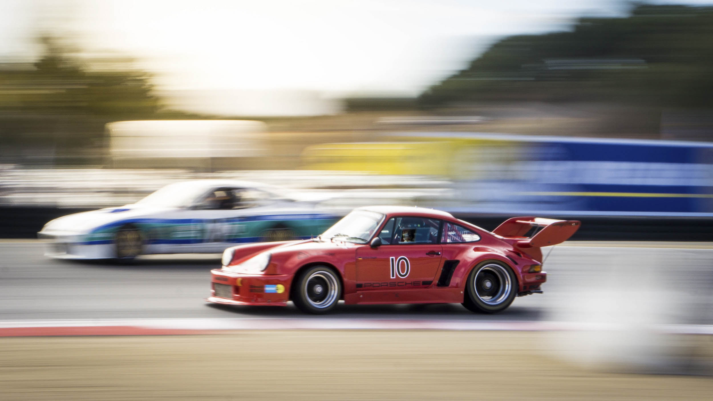 "Altfrid Heger had arguably the fastest car in the Weissach Cup group. A precursor to the 1978  ""Moby Dick"" 935, his 1976 Porsche 935 ate up the competition."