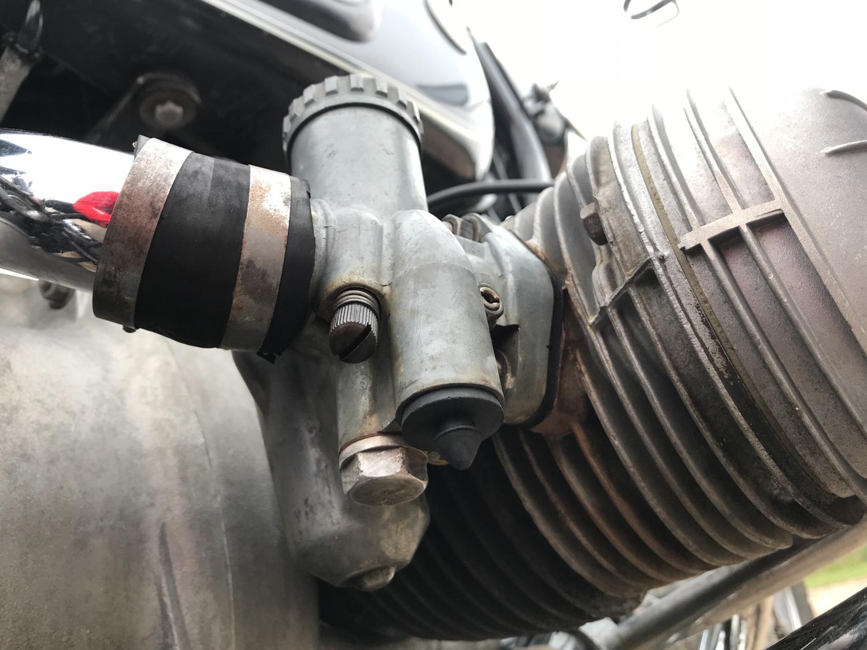 Distinguished Gentlemen Ride bmw carburetor plug