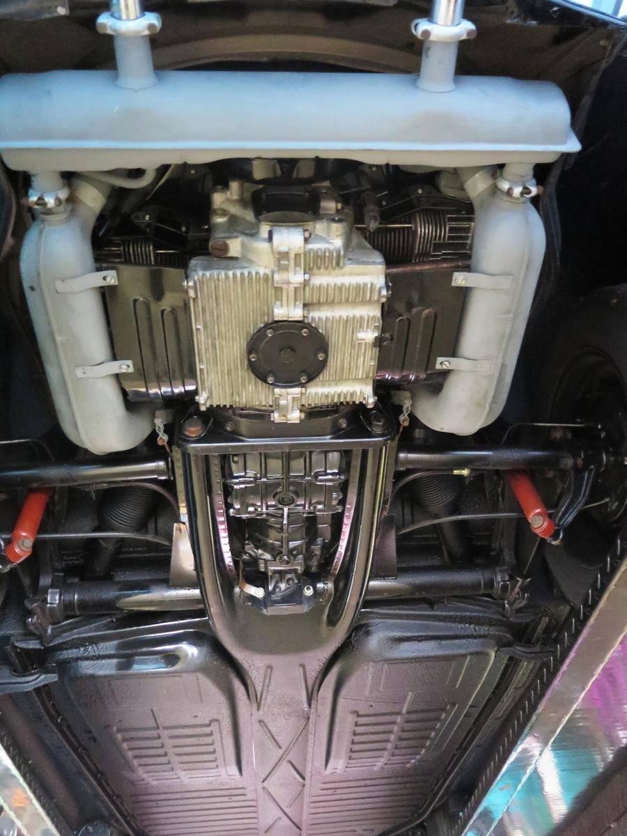 1964 Volkswagen Beetle 23 miles frame