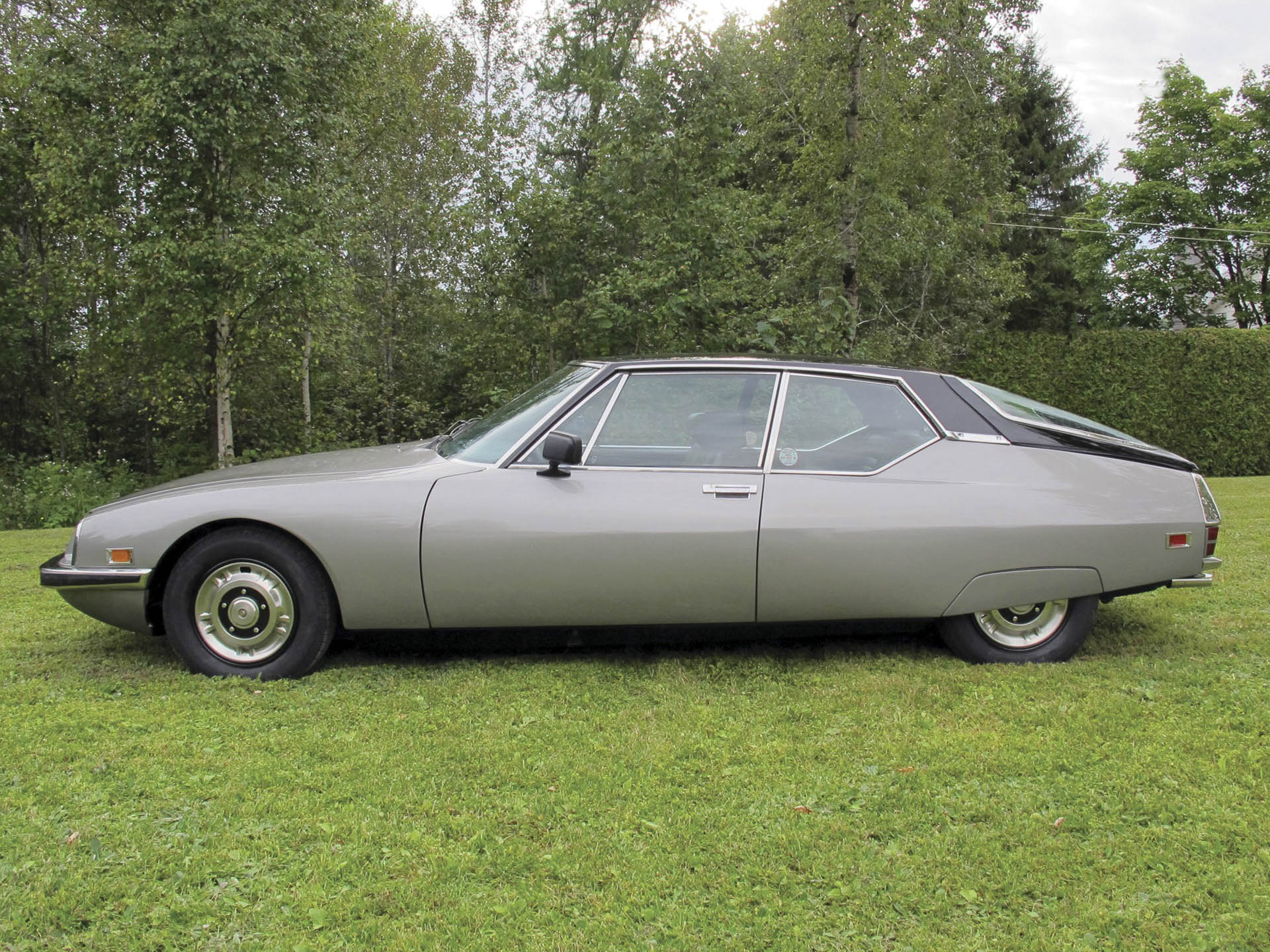 1972 Citroën SM Coupe