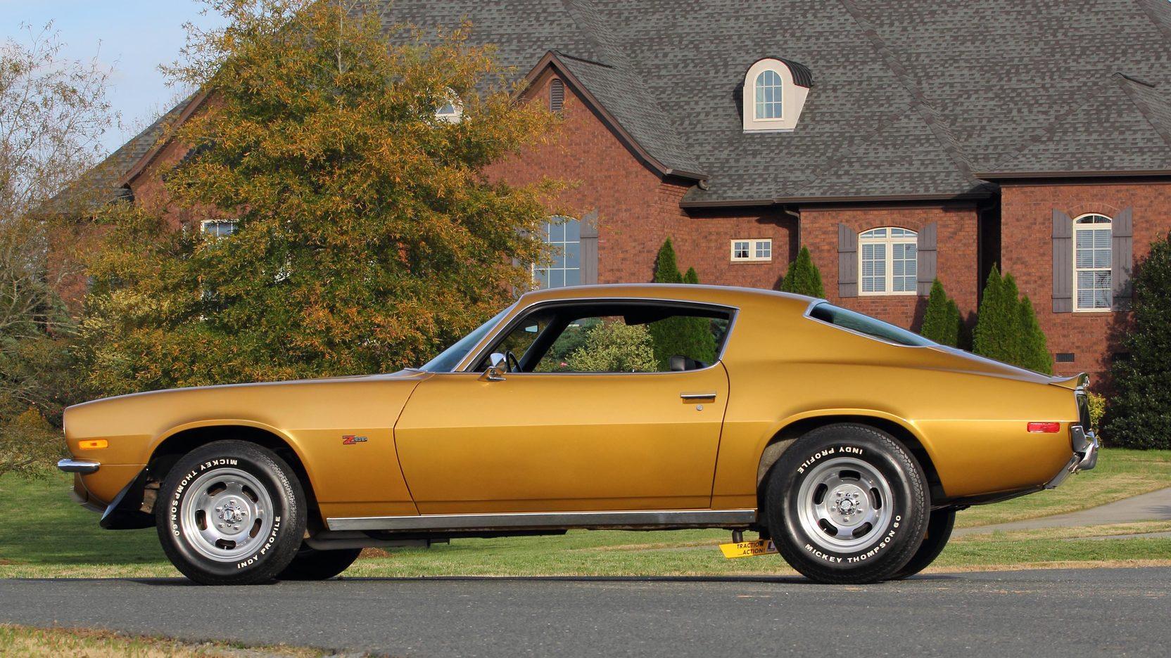 1970 Chevrolet Camaro Z28 profile