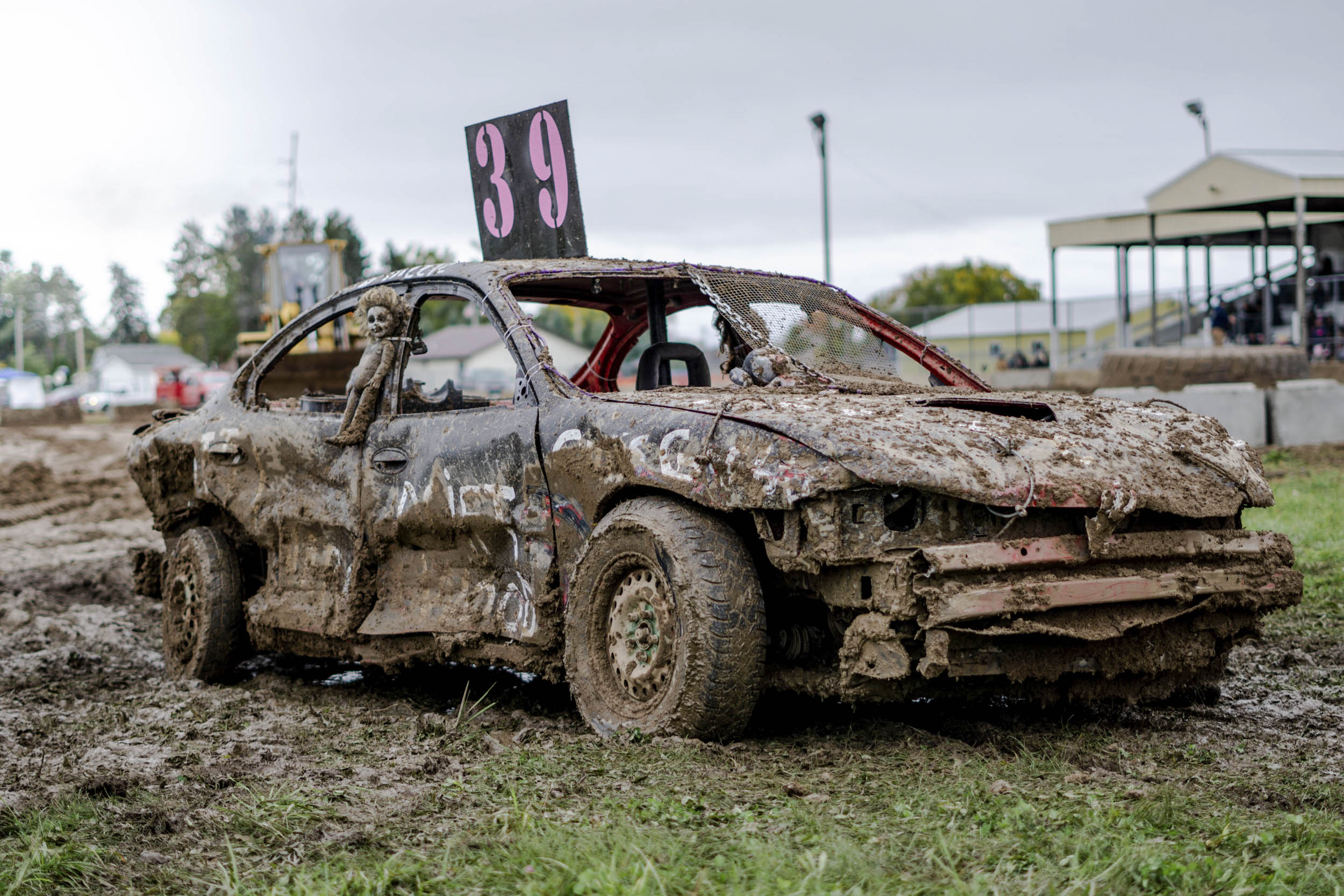demolition derby beat up